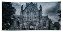 St Asaph Cathedral Bath Towel