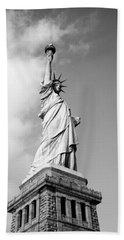 Statue Of Liberty Hand Towel