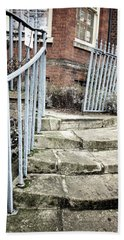 Stone Steps Detail Hand Towel