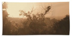 Summer Fog Bath Towel by Beto Machado