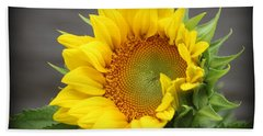 Sunflower Beauty Hand Towel