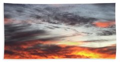 Sunrise Collection #4 Hand Towel