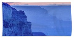 Sunset At South Rim Hand Towel