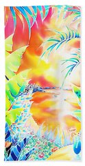 Sunset Cocktail Bath Towel