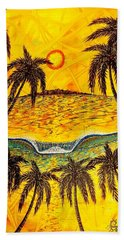 Sunset Dream Bath Towel