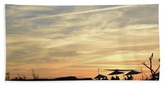 Sunset View Bath Towel
