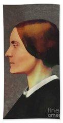 Susan B. Anthony, Suffragette Bath Towel