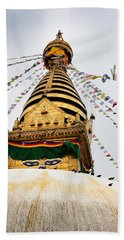 Swayambhunath Hand Towel