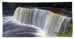Tahquamenon Upper Falls IIi Bath Towel
