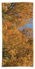 Leafmore Gold Hand Towel