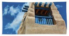 Taos Blue Hand Towel