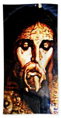 The Blood Of Christ Hand Towel