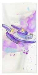 The Enterprise Bath Towel