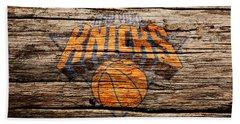 The New York Knicks 1b Bath Towel
