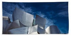 The Walt Disney Concert Hall Bath Towel