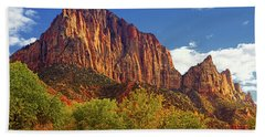 The Watchman Hand Towel