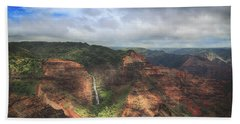 There Are Wonders Hand Towel by Laurie Search