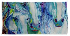 Three Spirits Equine Bath Towel