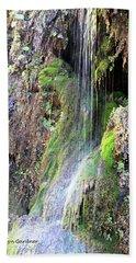 Tonto Waterfall Cave Bath Towel