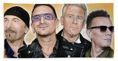 U2 Band Hand Towel