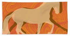 Up The Level Colors Hand Towel