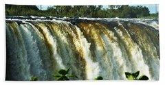 Victoria Falls Hand Towel