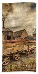 Victorian Colliery Hand Towel