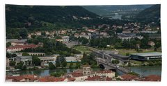 Vienne, France Hand Towel