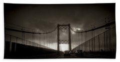 Vincent Thomas Bridge Hand Towel