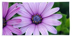 The African Daisy 3 Hand Towel