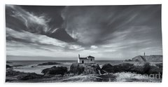 Bath Towel featuring the photograph Virxe Do Porto Meiras Galicia Spain by Pablo Avanzini