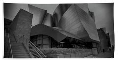 Walt Disney Concert Hall - 5 Bath Towel