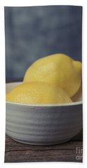 When Life Gives You Lemons Hand Towel