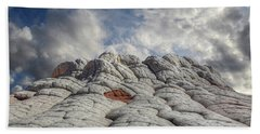 Bath Towel featuring the photograph Where Heaven Meets Earth 2 by Bob Christopher
