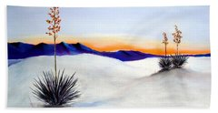 White Sands Hand Towel