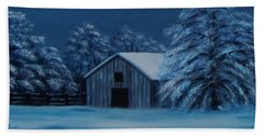Windburg Barn 2 Bath Towel