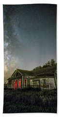 Bath Towel featuring the photograph Yale by Aaron J Groen