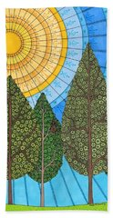 Yearning For Spring Hand Towel