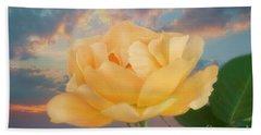 Yellow Rose Of Texas Bath Towel