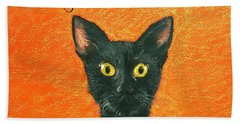 You Did What? Hand Towel by Marna Edwards Flavell