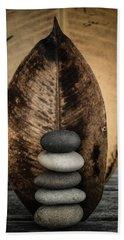 Zen Stones II Hand Towel