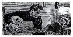 Johnny Cash Collection Hand Towel