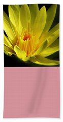 Morning Bloom Bath Towel