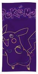 Pokemon - Pikachu Hand Towel