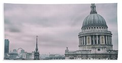 St Pauls Cathedral Hand Towel