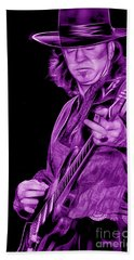 Stevie Ray Vaughan Collection Hand Towel