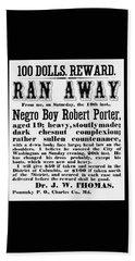 100 Dolls. Reward Ran Away Hand Towel