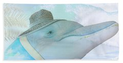 10732 Flipper Bath Towel