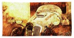 111 - 1954 Frazer Nash Le Mans Hand Towel