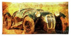 112 - 1988 Frazer Nash Le Mans Bath Towel